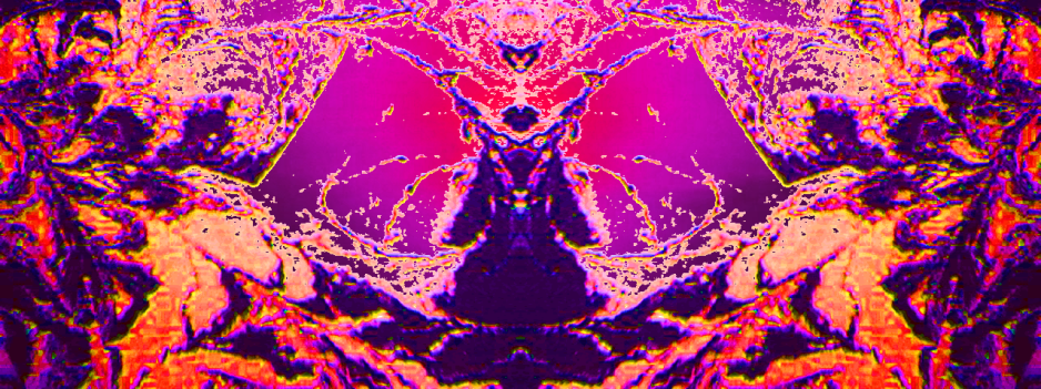 abstract angel